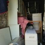 東京都北区でAパックで冷蔵庫・家具引き取りにお伺いしました。