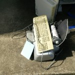 廃棄パソコン