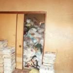 墨田区のゴミ屋敷の回収にうかがいました