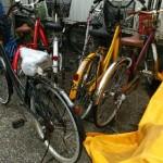 川口市で放置自転車の処分!