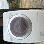 豊島区で引越しの不用品処分、ドラム洗濯機、家電、家具等Bパック