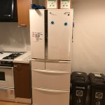 世田谷区で冷蔵庫の単品回収!