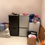 冷蔵庫 洗濯機 パソコンデスク 掃除機 布団等の回収と処分!