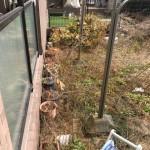 川口市で不用品回収!物干し台、植栽(植木鉢等)の撤去・処分!