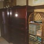 遺品整理で大型家具 衣類 食器 エアコン等の処分と回収