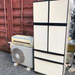 冷蔵庫 エアコンの取り外しと回収 世田谷区赤堤