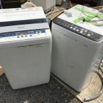 洗濯機×3 大量の食器 炊飯器 パソコン等の回収と処分!