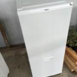 2ドア冷蔵庫の単品回収にお伺いしました。