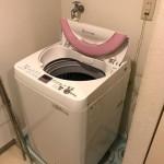 洗濯機の単品回収!1点からでも処分okです。即日も対応!!