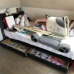 ベッド回収がお部屋まるごと片付けに!