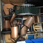 品川区で店舗什器の回収・処分!