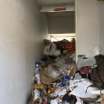 1ルーム+ロフトのゴミ屋敷の片付け・回収!