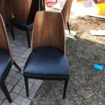飲食店の椅子・テーブル等の回収と処分!