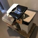 植木鉢・ゴミ箱