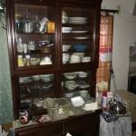 食器棚、冷蔵庫、食器、布団等の片づけ!