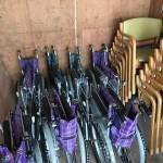 車椅子 スタッキングチェア(椅子)の回収と処分