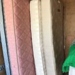 ベッドマット・フレームの解体と格安処分