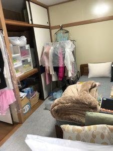 洋服・ベッドの処分