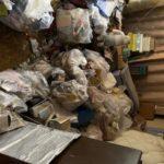 ゴミ屋敷の片付け・処分